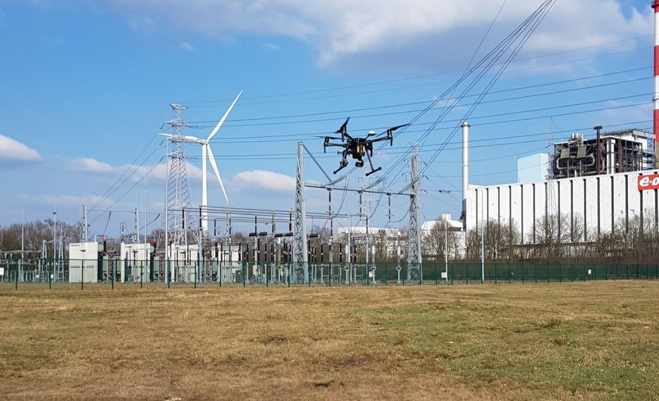 drone elia