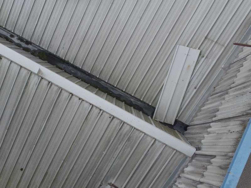 schade dak drone