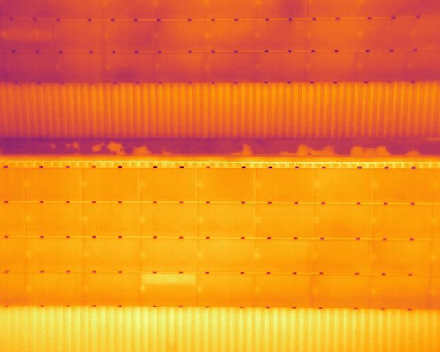 Zonnepanelen Inspectie drone