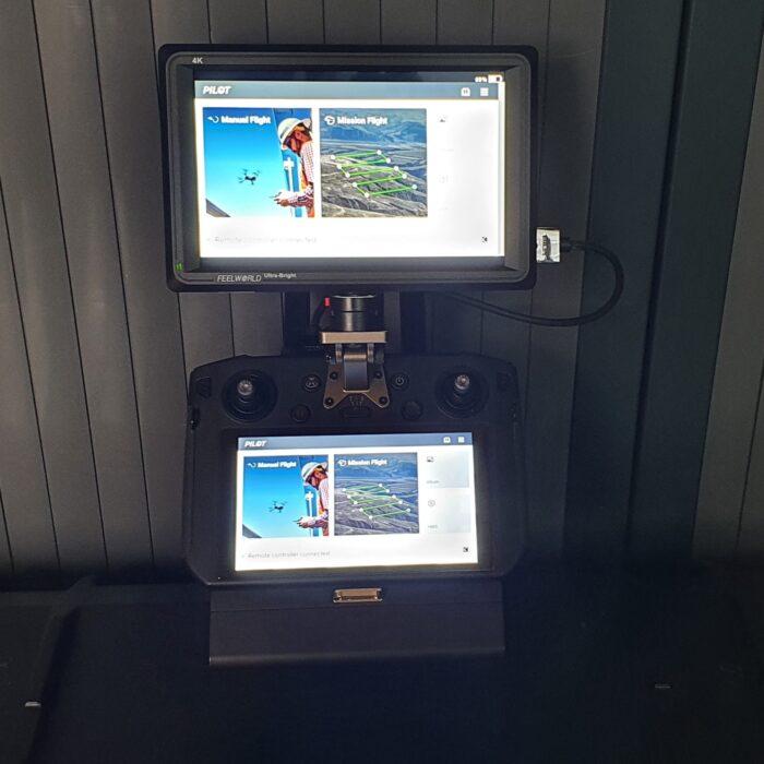 FEELWORLD 7 4K FW279 ULTRA BRIGHT HDMI MONITOR DJI M300
