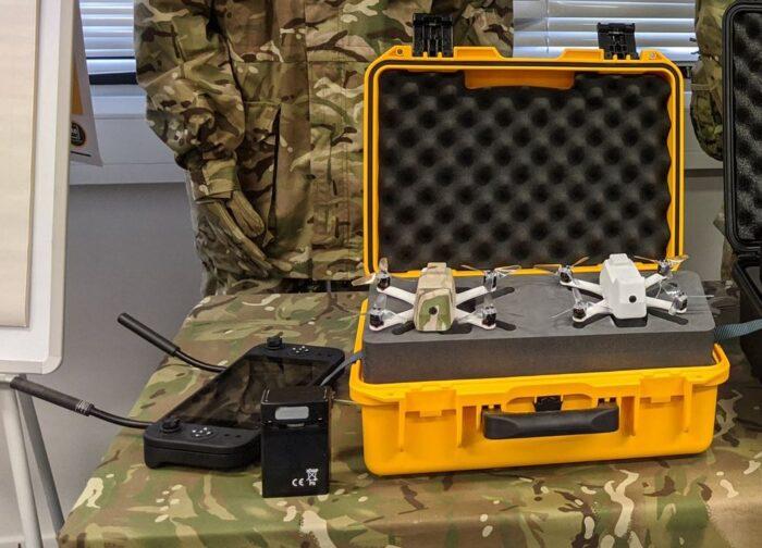 nano drone defensie army military 1