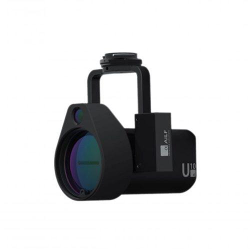 DJI U10 methaan gas detector