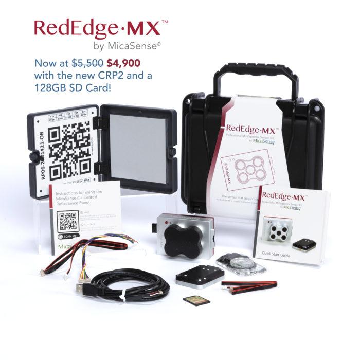 RedEdge-MX micasense