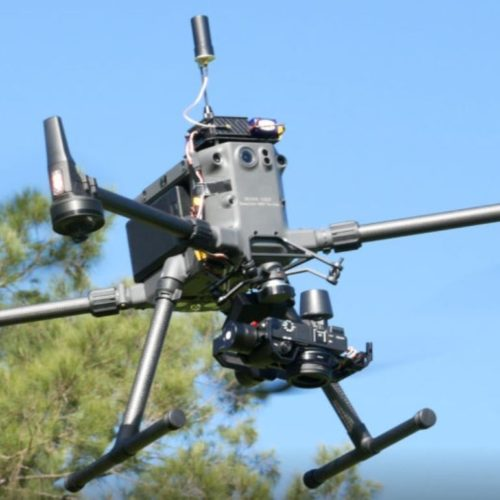 KlauPPK Sony Mapping Payload for DJI M300