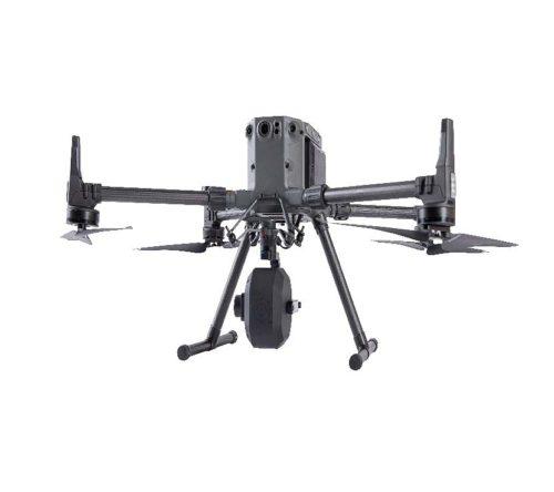 Drone DJI Spectrum Analyzer