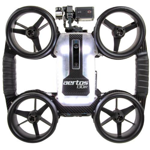 Aertos130IR indoor inspectie drone
