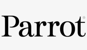 logo parrot drones