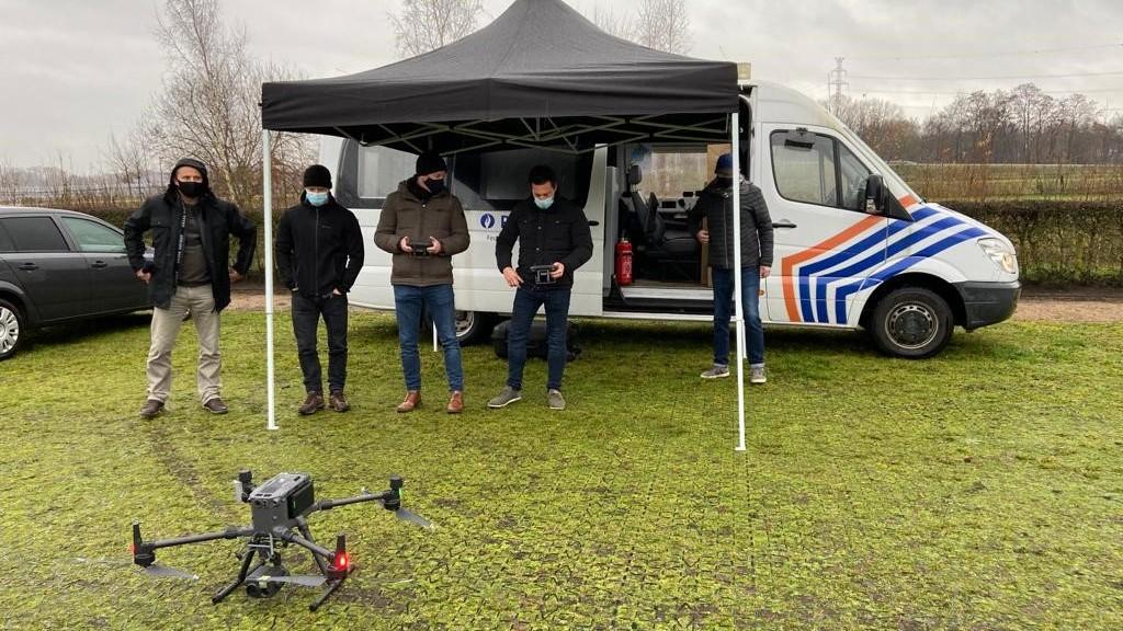 drone training politie