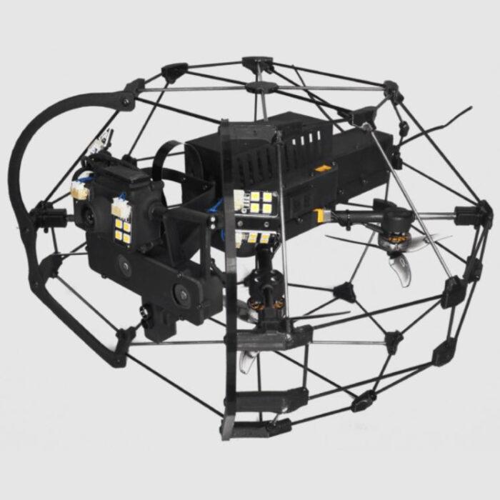 multinnov indoor drone inspection
