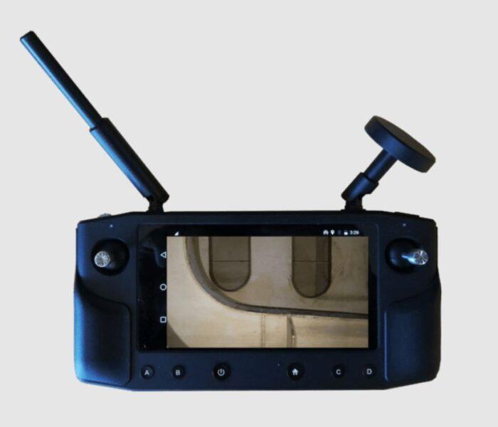multinnov indoor drone inspection RC