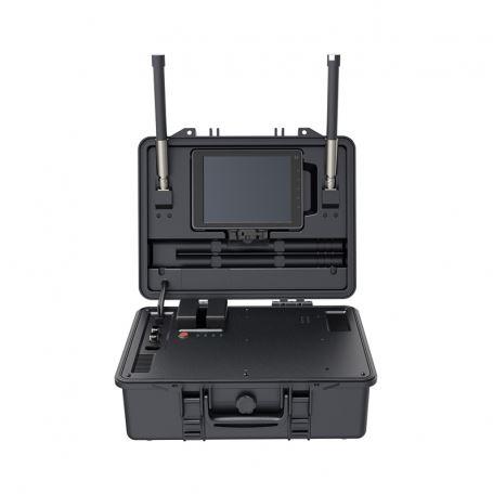 DJI Aeroscope mobile portable